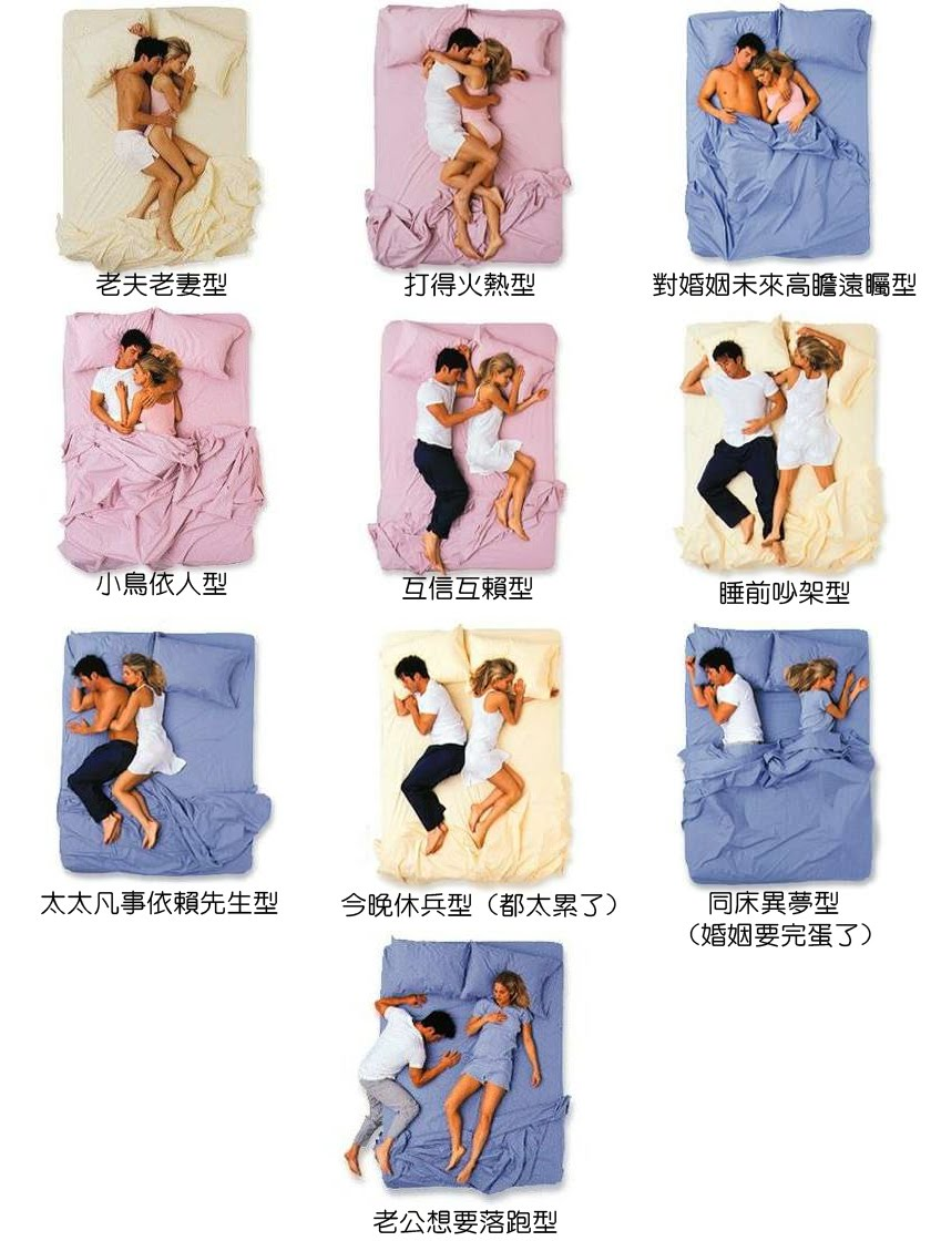 relationships actually sleeping together these are the very best and very worst sleeping positions f