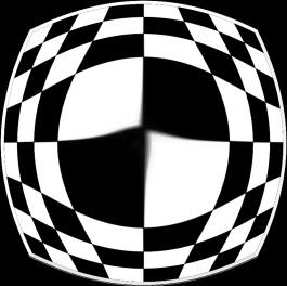 OpenCV] 模擬魚眼鏡頭(Simulate Fisheye Lens) | 逍遙文工作室