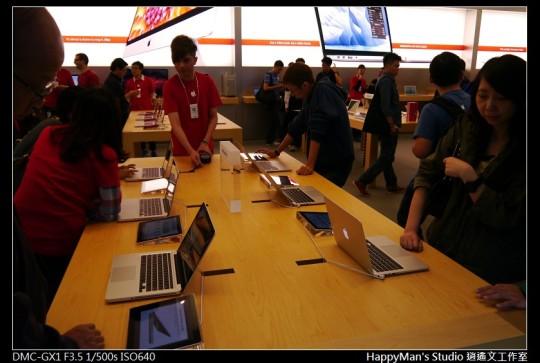 蘋果店 Apple Store (1)