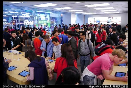 蘋果店 Apple Store (10)