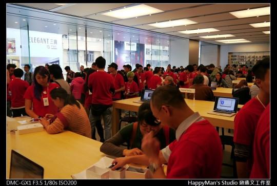 蘋果店 Apple Store (17)