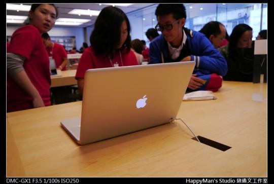 蘋果店 Apple Store (19)