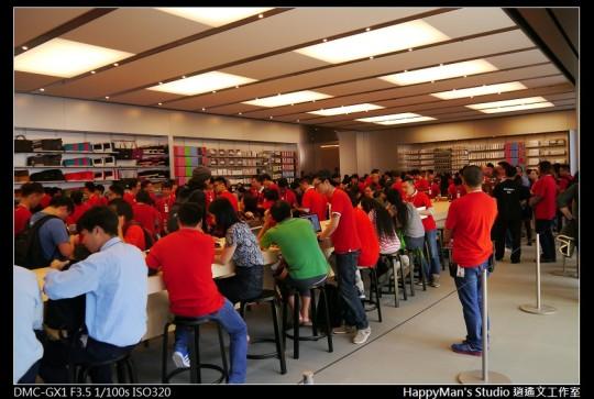 蘋果店 Apple Store (21)