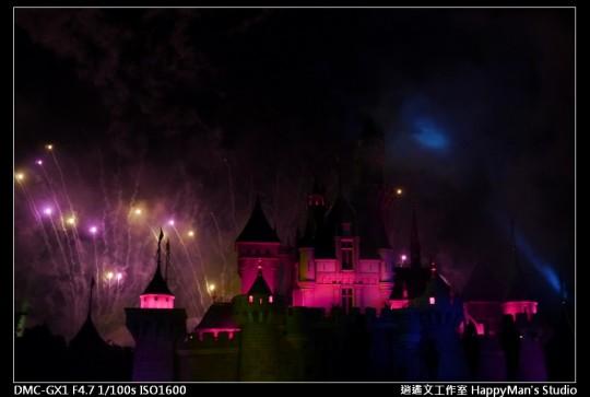 香港迪士尼煙火 (24)