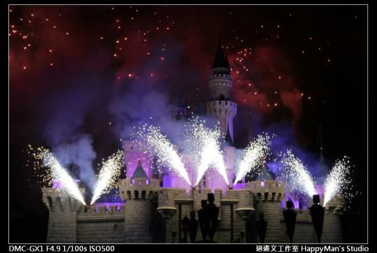 香港迪士尼煙火 (30)