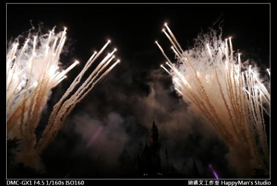 香港迪士尼煙火 (32)