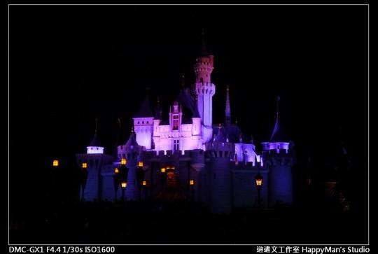 香港迪士尼煙火