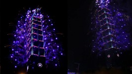 2013 101 跨年煙火 taiwan taipei 101 fireworks show (1)