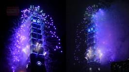2013 101 跨年煙火 taiwan taipei 101 fireworks show (23)