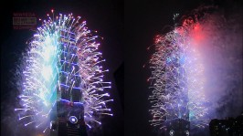 2013 101 跨年煙火 taiwan taipei 101 fireworks show (27)