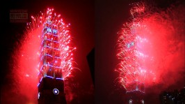 2013 101 跨年煙火 taiwan taipei 101 fireworks show (31)