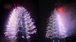 2013 101 跨年煙火 taiwan taipei 101 fireworks show (32)