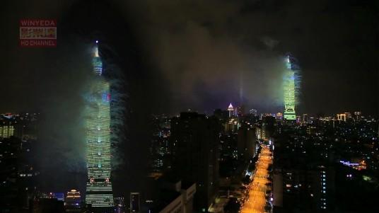 2013 101 跨年煙火 taiwan taipei 101 fireworks show (36)