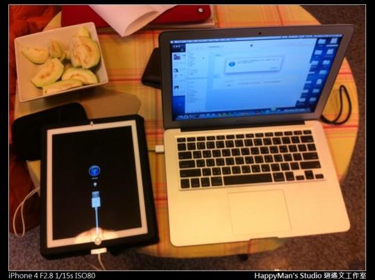 iPad 死當問題 (1)