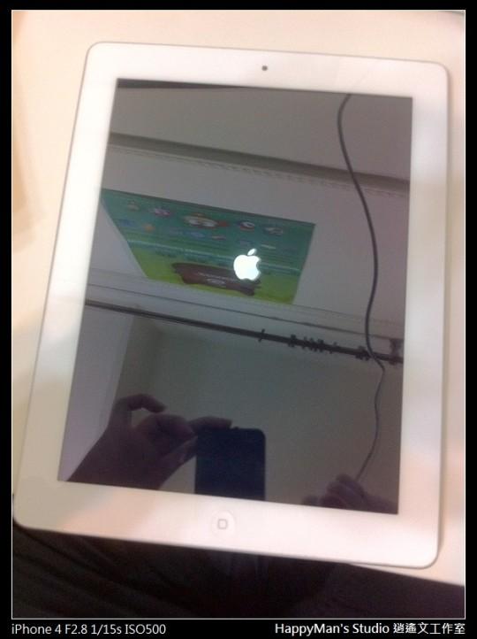 iPad 死當問題 (2)