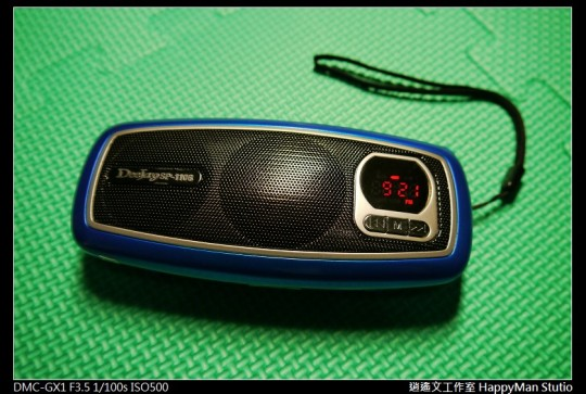 MP3多媒體喇叭 DeeJay (1)