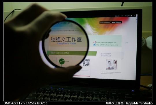 偏光鏡使用方法 Polarizer Usage (1)