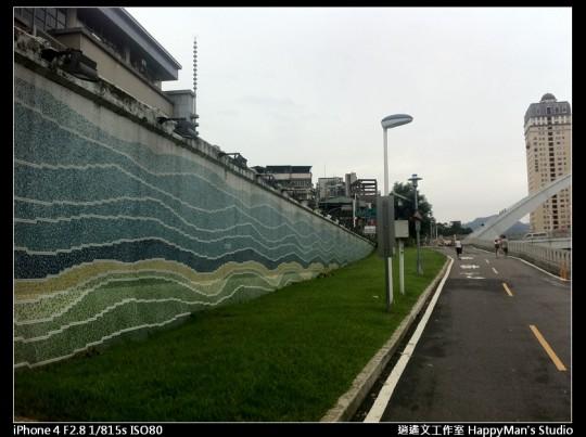 被蘇力颱風掃過的福和河堤 (18)