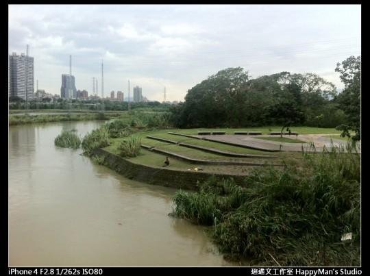 被蘇力颱風掃過的福和河堤 (33)