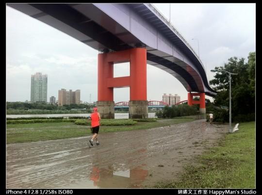被蘇力颱風掃過的福和河堤 (56)