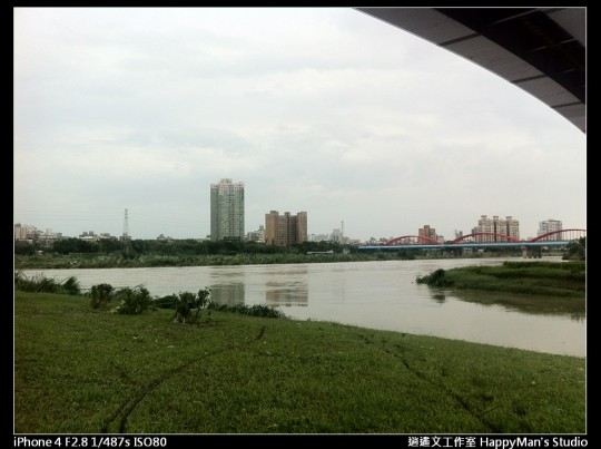 被蘇力颱風掃過的福和河堤 (61)