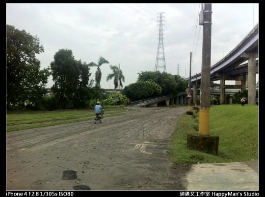 被蘇力颱風掃過的福和河堤 (62)