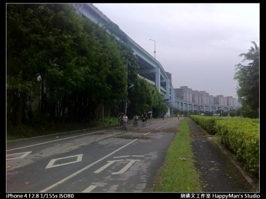 被蘇力颱風掃過的福和河堤 (63)