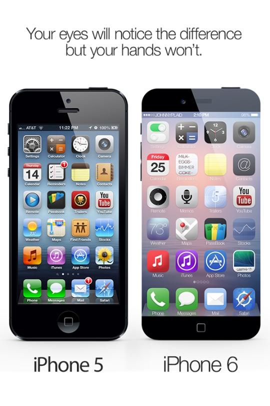 iphone 5 iphone 6