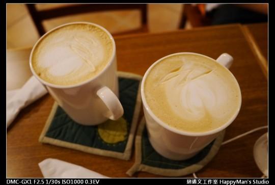 新北永和 AM CAFE 綠葉手工部屋 (10)