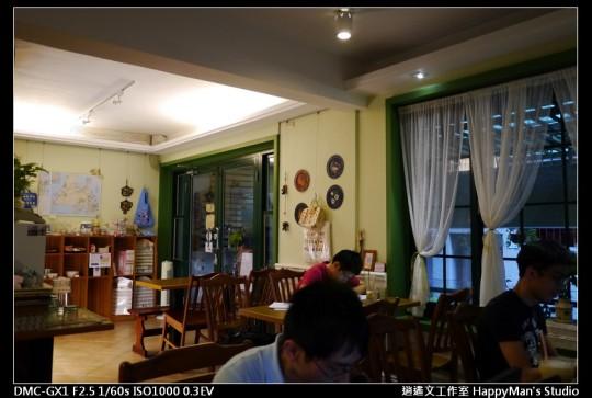 新北永和 AM CAFE 綠葉手工部屋 (11)