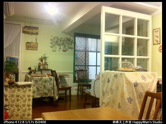 新北永和 AM CAFE 綠葉手工部屋 (2)