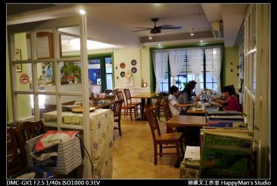 新北永和 AM CAFE 綠葉手工部屋 (23)