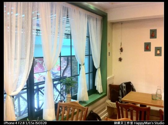 新北永和 AM CAFE 綠葉手工部屋 (5)