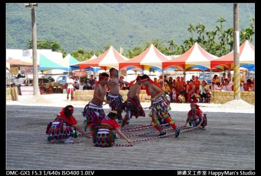 花蓮新城 太魯閣族豐年祭 (13)