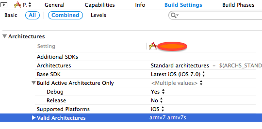iOS ARM架構與i設備的關係