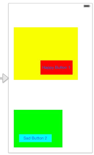 [iOS] 視圖坐標系轉換1