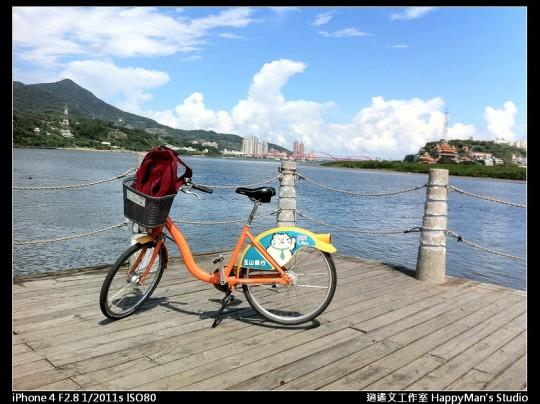 騎Ubike到淡水
