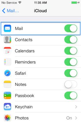 iOS 寄信 (Send Mail)