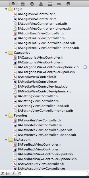 iOS iPhone介面和iPad介面共用控制器