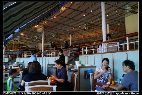 麗星郵輪餐廳美食 (56)