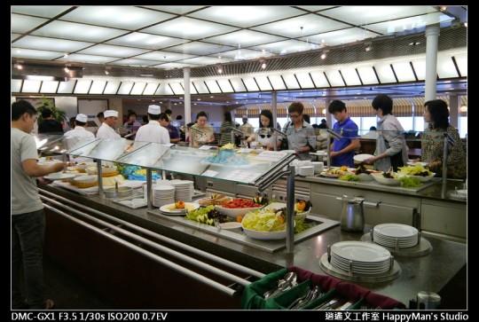 麗星郵輪餐廳美食 (71)