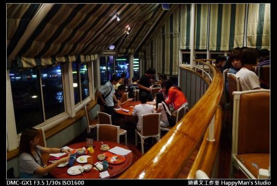 麗星郵輪餐廳美食