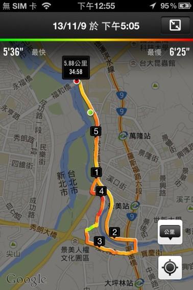 跑步的境界 Nike Running app