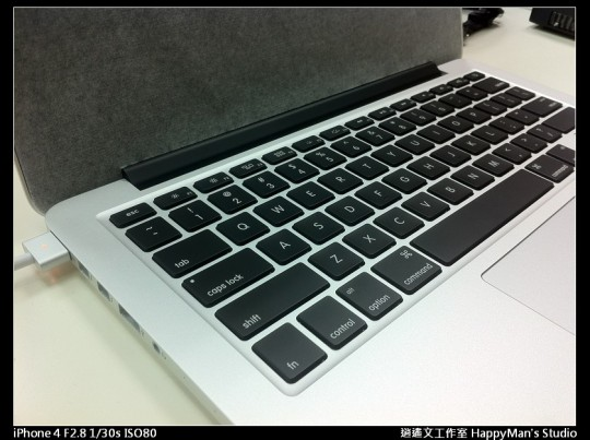 MacBook Pro 開箱 (5)