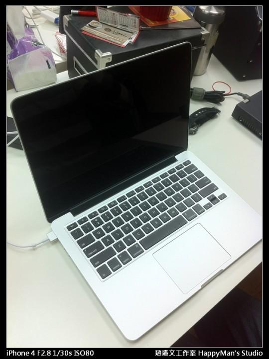 MacBook Pro 開箱 (6)