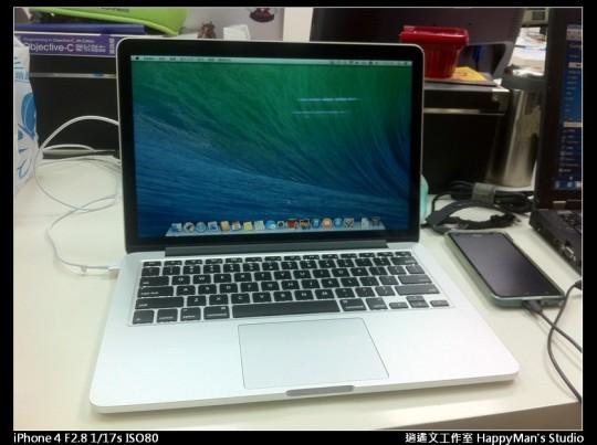 MacBook Pro 開箱 (8)