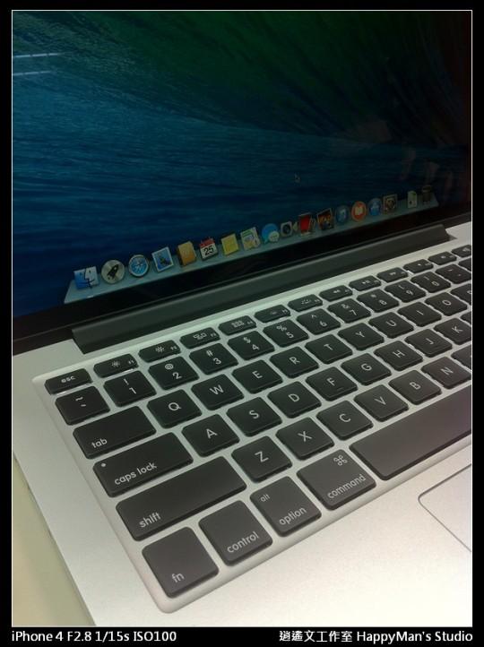 MacBook Pro 開箱 (9)
