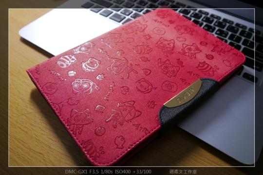 寫真 iPad mini 保護殼 (1)