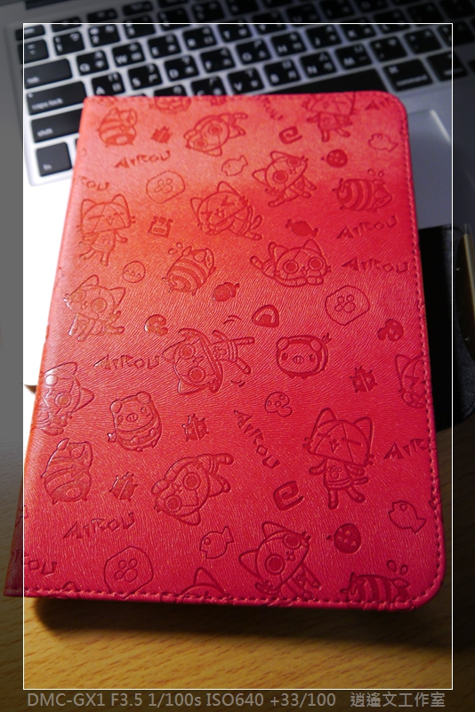 寫真 iPad mini 保護殼 (2)