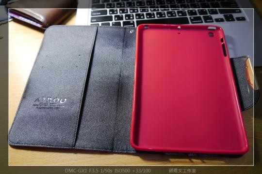 寫真 iPad mini 保護殼 (6)